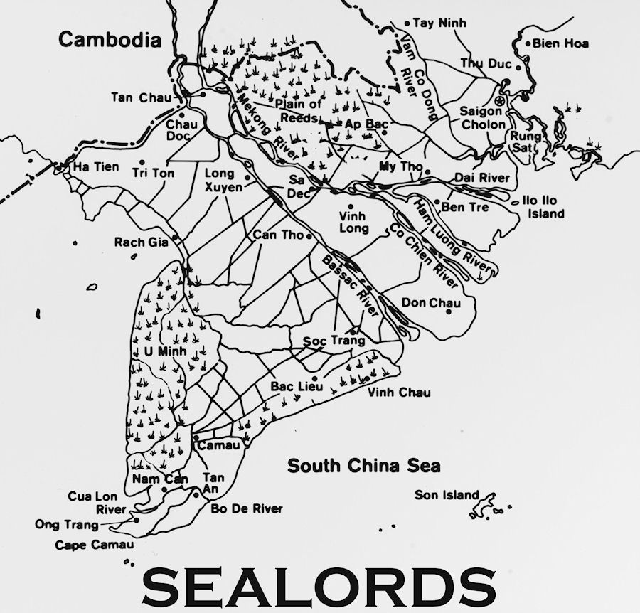 SEALORDS